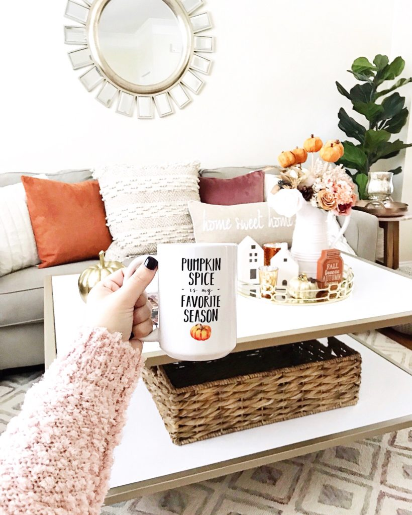 Cozy Fall Home: Cozy Fall Home Decor & Tips For Decorating